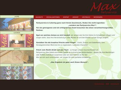 Max Partyservice