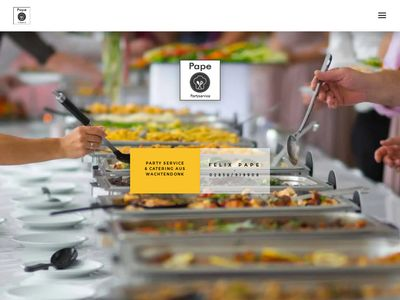 Partyservice Pape