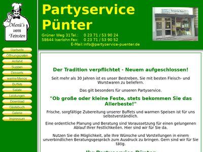Partyservice Pünter GmbH