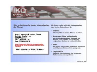 PATZAK Heizung + Sanitär GmbH