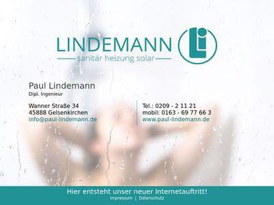 Paul Lindemann Ing. Sanitär Heizungsbau
