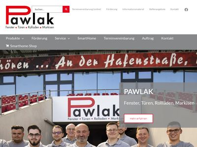Rolladen Pawlak GmbH & Co. KG