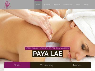 Paya-Lae-Thaimassage