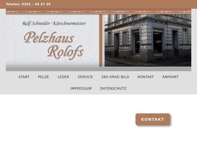 Pelzhaus Rolofs Inh. R. Schneider e.K.
