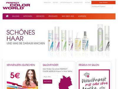 Perfect Color World Schweich