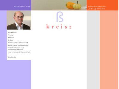 Peter Kreisz Heilpraktiker