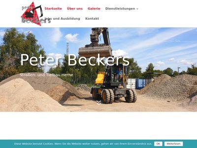 Peter Beckers Garten- und Landschaftsbau