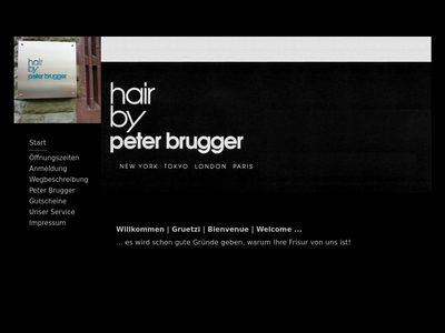 Peter Brugger Friseursalon