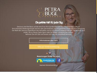 Petra Bugl Dessous