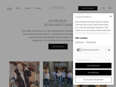 Modehaus Petra Prottung