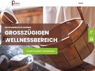 Petros fitness - reha - bäderbetriebe