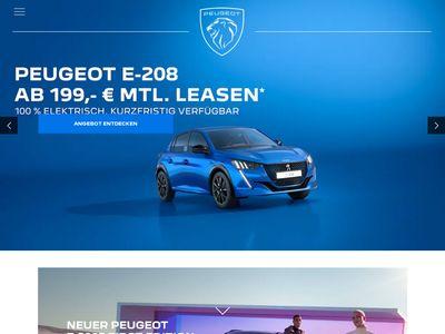 Peugeot Autohaus Roth KG