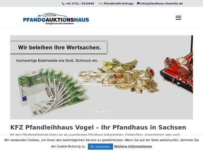 KFZ Pfandleihhaus Vogel