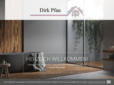 Dirk Pfau Heizung-Sanitär