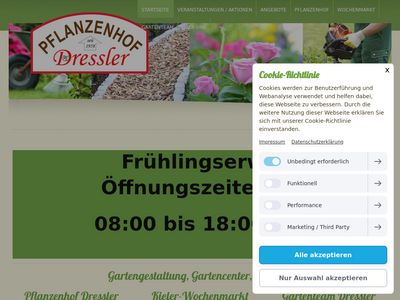 Pflanzenhof Dressler