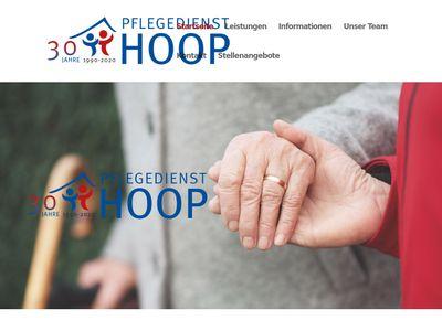 Pflegedienst Hoop