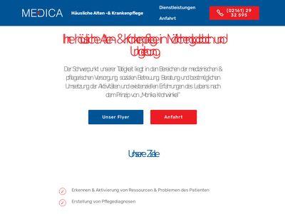 Medica GmbH Altenpflegedienst