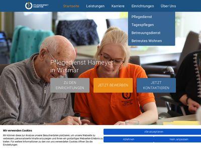 Pflegedienst Hameyer
