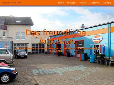 Autohaus Pflughaupt KG