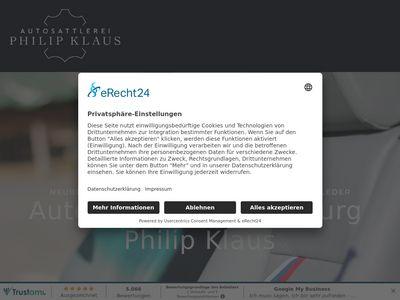 Philip Klaus Autosattlerei und Grosshandel