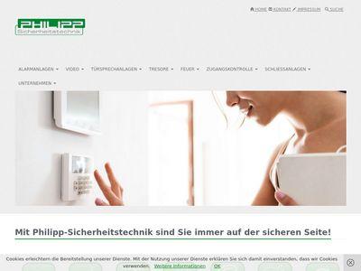 Philipp Sicherheitstechnik & Alarmanlagen