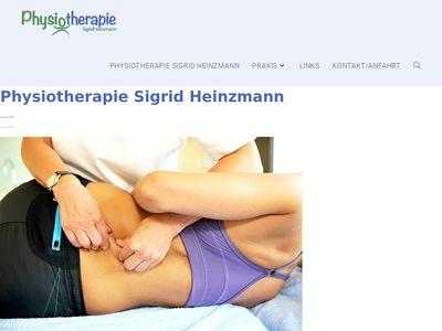 Heinzmann Sigrid Praxis für Physiotherapie