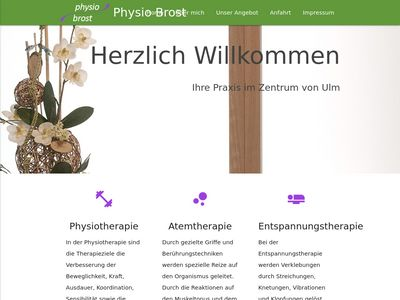 Brost Ulrich Physiotherapeut