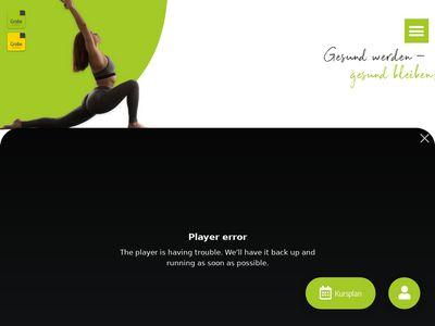 Grobe Physio - gesund werden - gesund bleiben