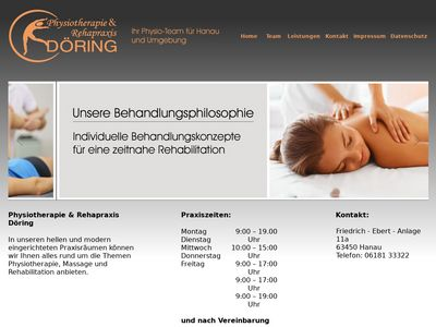 Döring Physiotherapie & Rehapraxis