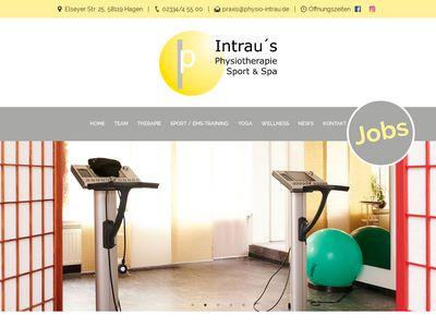 Intrau s Physiotherapie Sport & Spa