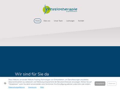 Physiotherapie S. Müller und S.Schinscheck