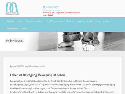 MOMENTUM - Praxis für Physiotherapie