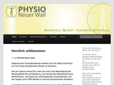 PHYSIO Neuer Wall
