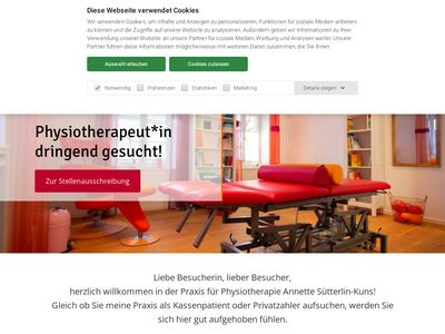 Renate Storch Physiotherapie