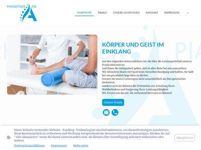 Physiotherapie Psarras