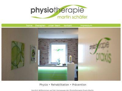 Physiotherapie Martin Schäfer