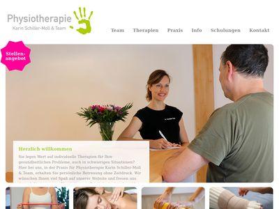 Physiotherapie Karin Schiller