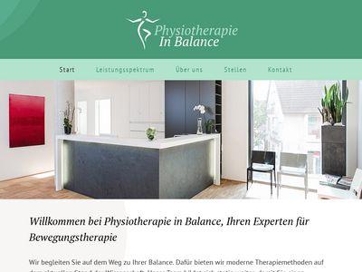 Physiotherapie Susanne Walz Ulm