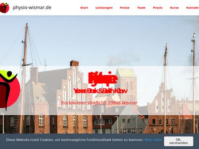 Hillmer Kulow Yvonne Berith Physiotherapie