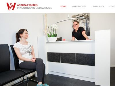 Physiotherapie Andreas Wurzel