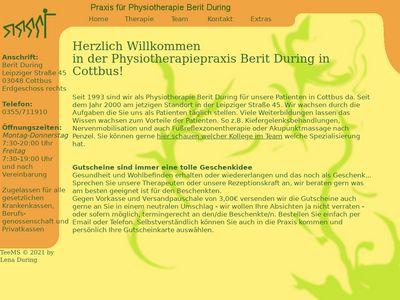 Berit During Praxis für Physiotherapie