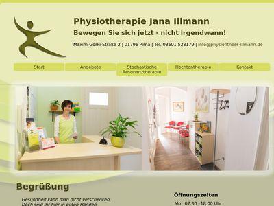 Physiotherapie Jana Illmann