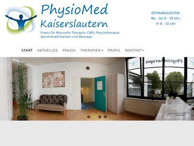 PhysioMed Kaiserslautern