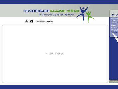 Physiotherapie Kamaran Moradi