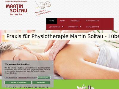 Martin Soltau Praxis Für Physiotherapie