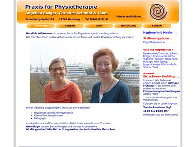 A. Staiger & C. Schmidt Physiotherapie