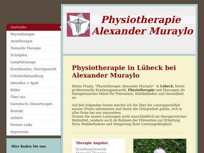 Physiotherapie Alexander Muraylo