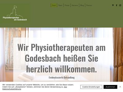Physiotherapie am Godesbach