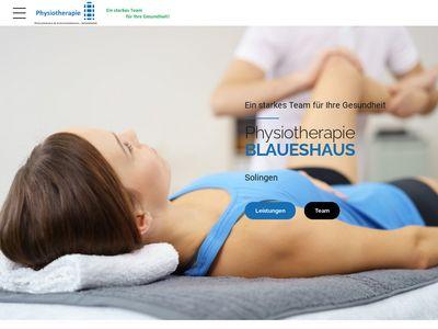 Physiotherapie BLAUESHAUS
