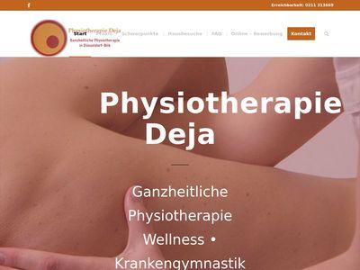 Physiotherapie Deja